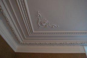 декоративная отделка потолков и стен